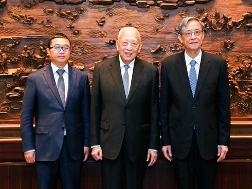 恒昌与太平洋国际交流基金会达成战略合作