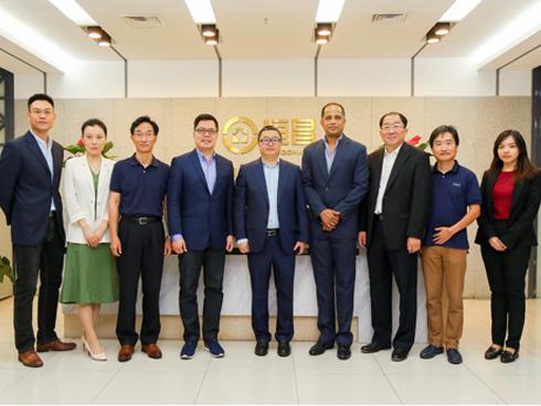 东南亚FinTech大咖走进恒昌  共话金融科技蓝图